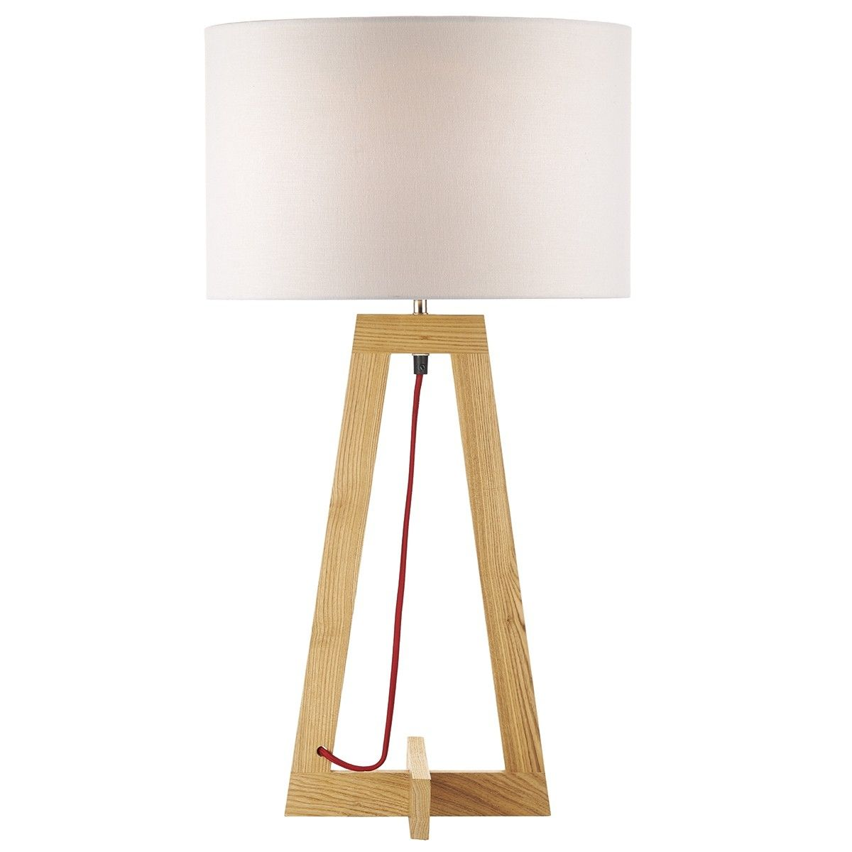 Wooden Table Lamp Bases Only