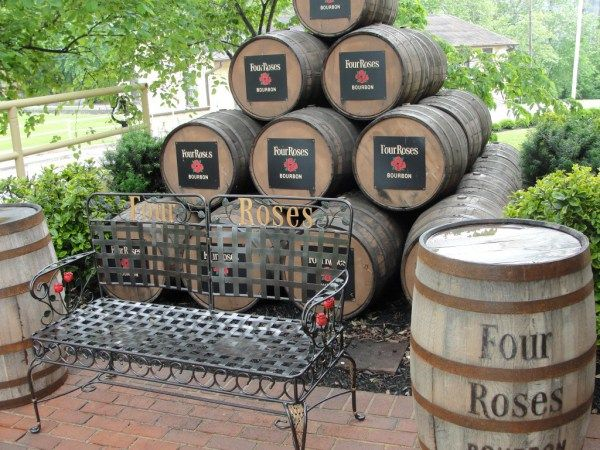 The kentucky bourbon trail tips tricks and advice for for Ky bourbon trail craft tour map