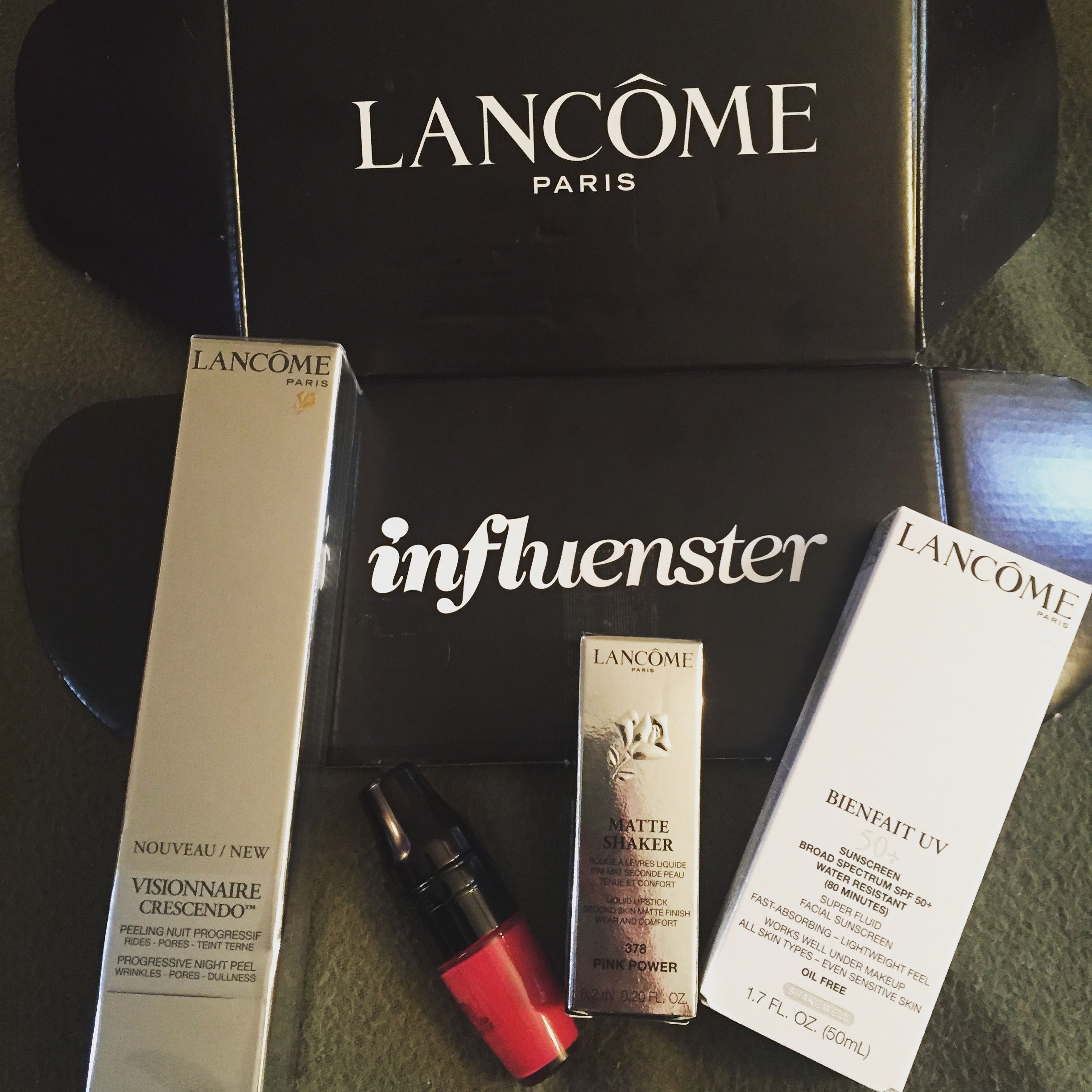 Thanks Influenster for the freebies to review! Want a chance at free product sign up for free www.influenster.com/r/2792748