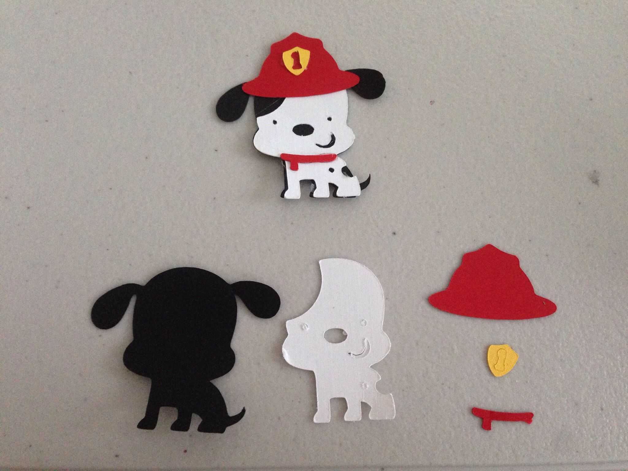 Pin By Mandie Garcia Lew On Cricut Fireman Party Fire Fighter Birthday Party Silhouette Cameo Crafts [ 1536 x 2048 Pixel ]
