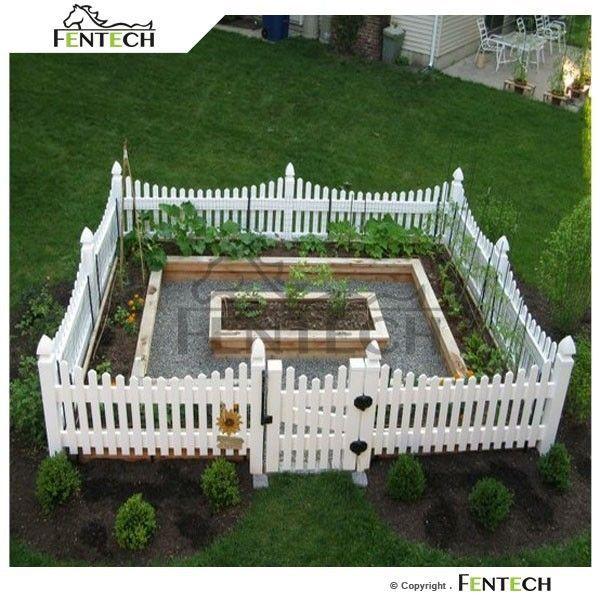 Resultado de imagen para cercas para jardines peque os - Cercas para jardin ...