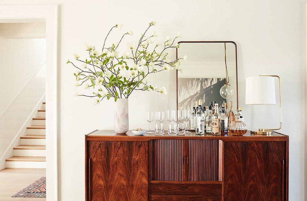 Credenzas Modernas Para Recibidor : Inside jennifer meyer s cali cool home makeover recibidor y