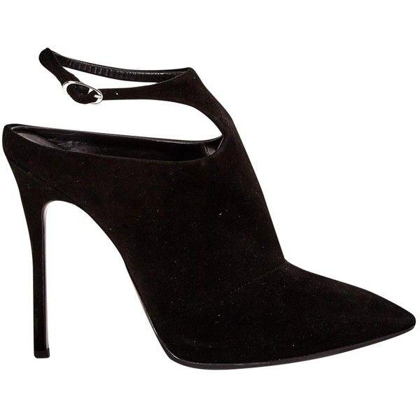 Pre-owned - Velvet heels Giuseppe Zanotti JQw8Q