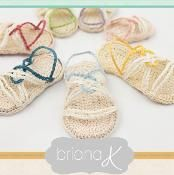 Infinity Sandals Newborn to 4 Years