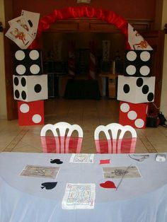 Las Vegas Themed Party Viva Las Vegas Party Theme Las Vegas