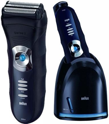 "(CLICK IMAGE TWICE FOR DETAILS AND PRICING) Braun 350cc-3 350cc Series 3. ""Braun 350cc-3 Series 3 Brand New Includes Two Year Warranty, The Braun 350cc-3 is a cordless, foil electric shaver that features a precision, Triple Action Free Float System designed to provide an effective shave every time... . See More Braun Shavers at http://www.ourgreatshop.com/Braun-Shavers-C385.aspx"