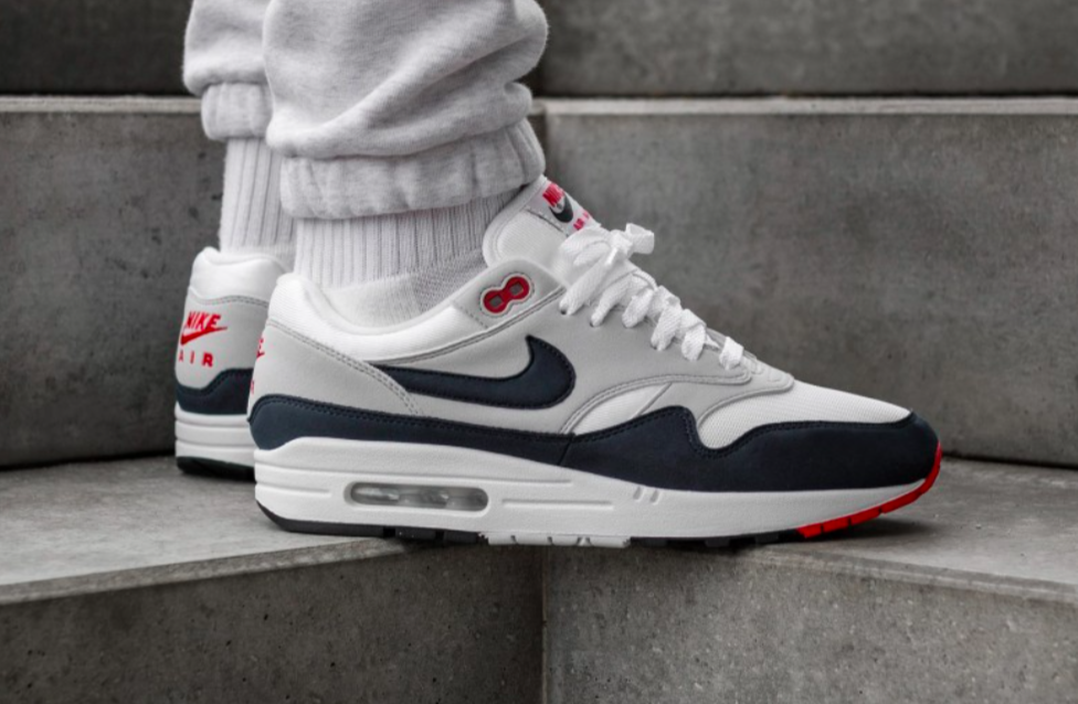 Nike Air Max 1 OG Anniversary Obsidian Arriving Next Week