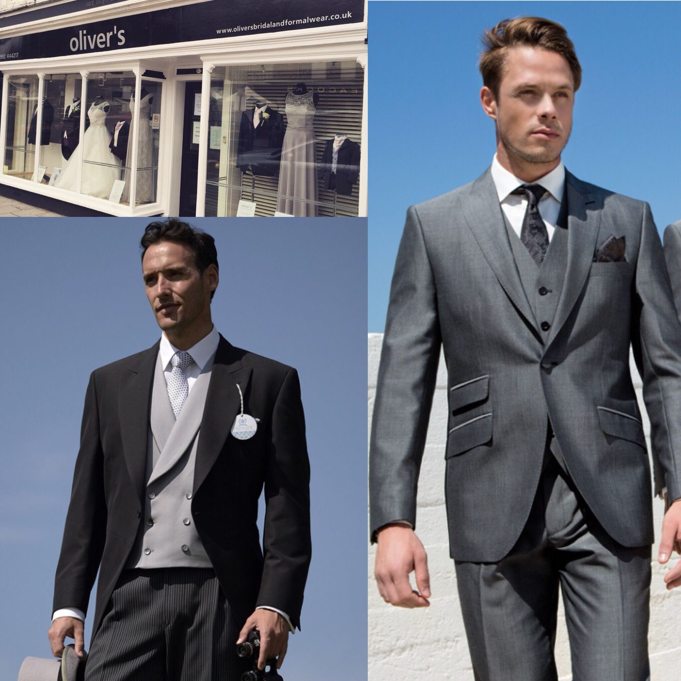 Mens suits for hire. Available in short, regular & long fits ...
