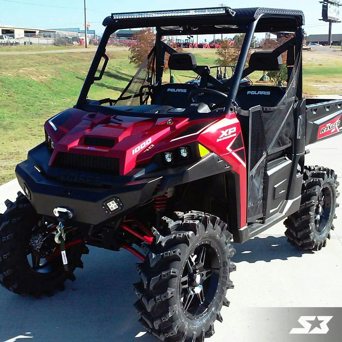 Pin By Keith James On Atv Utv Polaris Ranger Crew