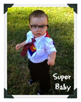 3 of 23 DIY Baby Costumes You Can Make for Under $5 -   - 1 year old halloween costume ideas