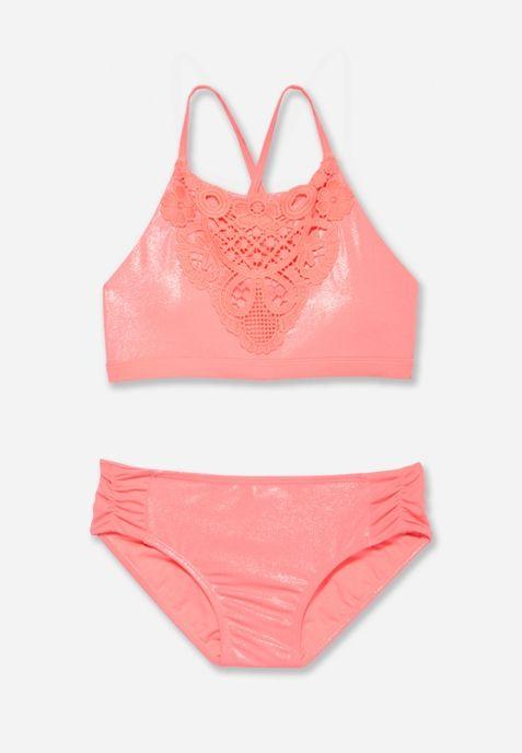 Girls' Clothing & Fashion for Tweens   Girls bathing suits