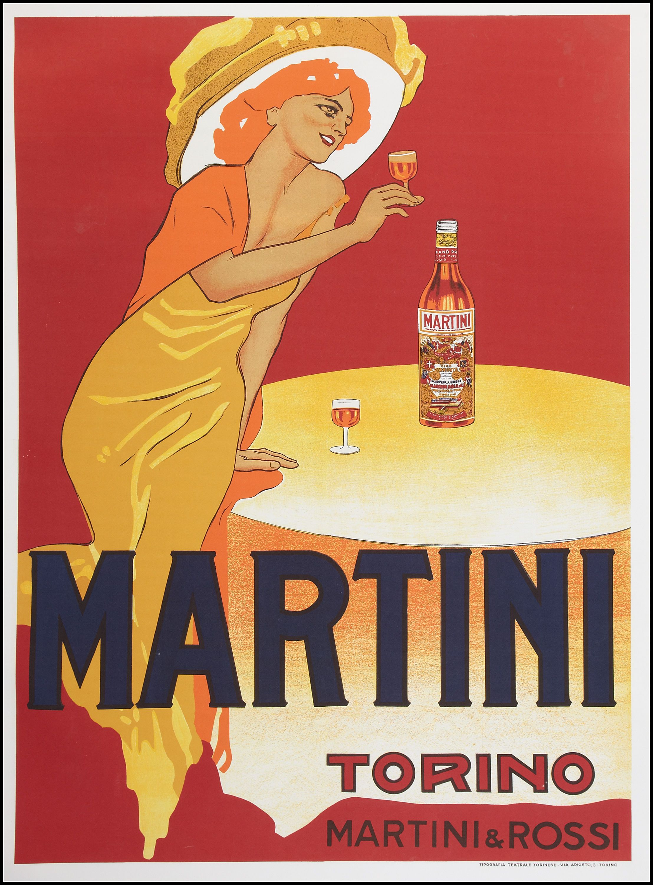 Martini Vintage French Posters Vintage Italian Posters Vintage Advertising Posters