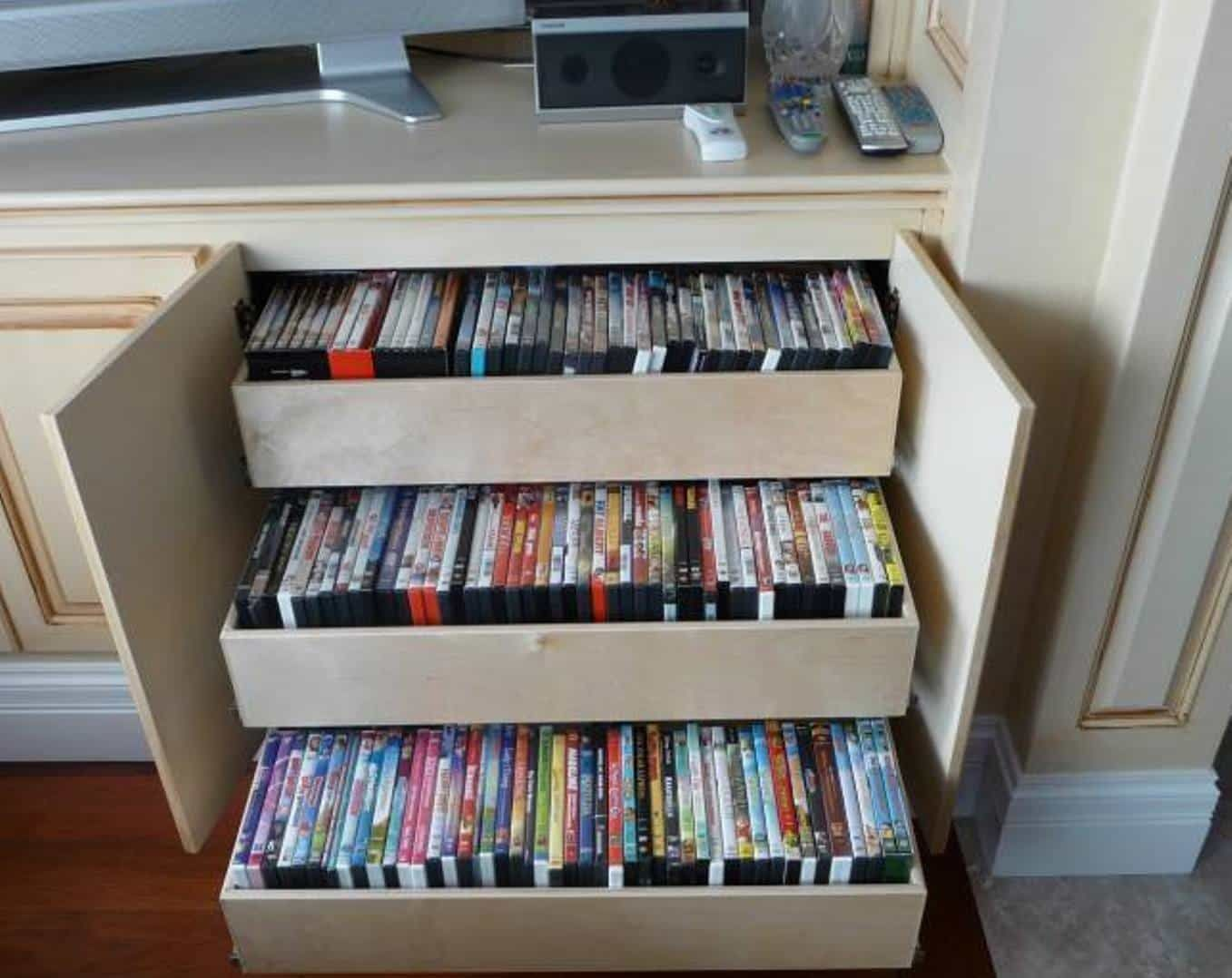 Find And Save Ideas About Dvd Storage Solutions On Pinterest. | See More  Ideas About