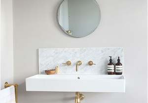 wall mount bathroom sink with