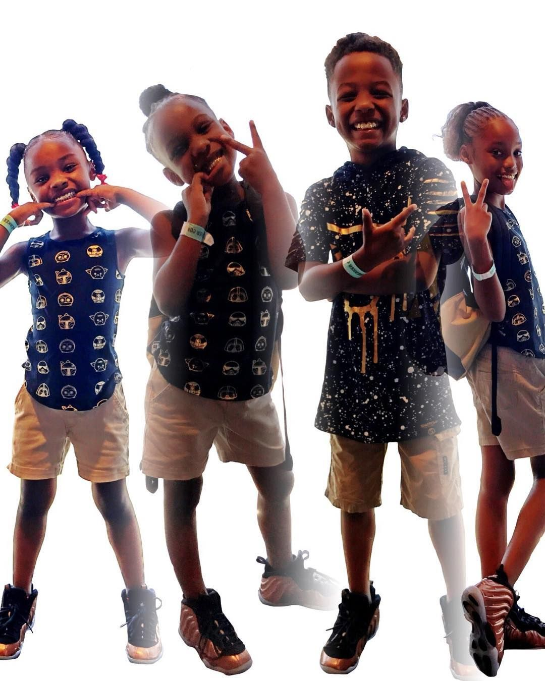50 3k Likes 3 116 Comments Cj So Cool Cj Socool On Instagram What Should This Kid Group Be Called Blessed Cool Kids Kids Groups Black Kids