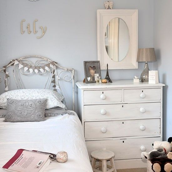 Take inspiration from this new england style home photo for New look bedroom