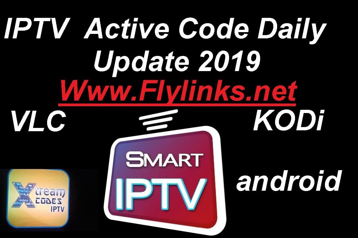 iptv active code ,2019 ,free ,gratuite ,new code for app