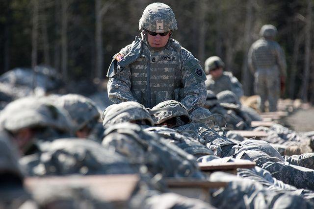U S Army Alaska Usarak Army Arctic Soldier