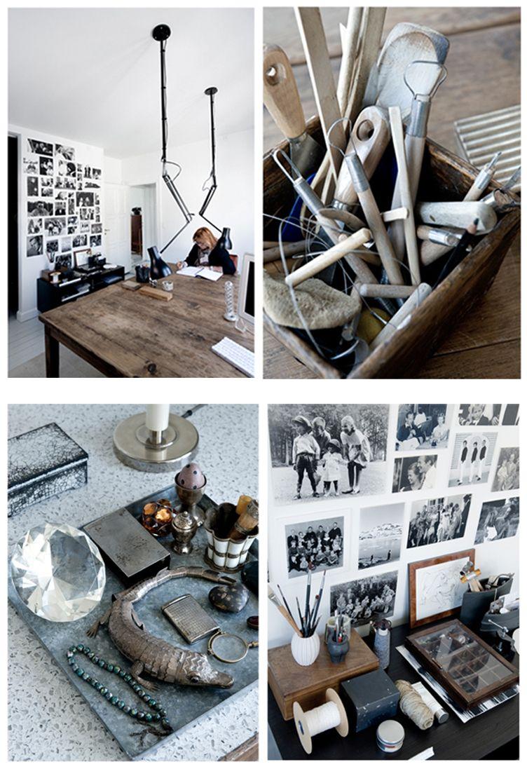 Home of Bitte Kai Rand – designer | Nordic Bliss