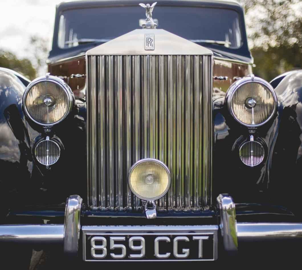 Wedding Get Away Car Rolls Royce Ideas Fancy Cars Weddingday Magazine