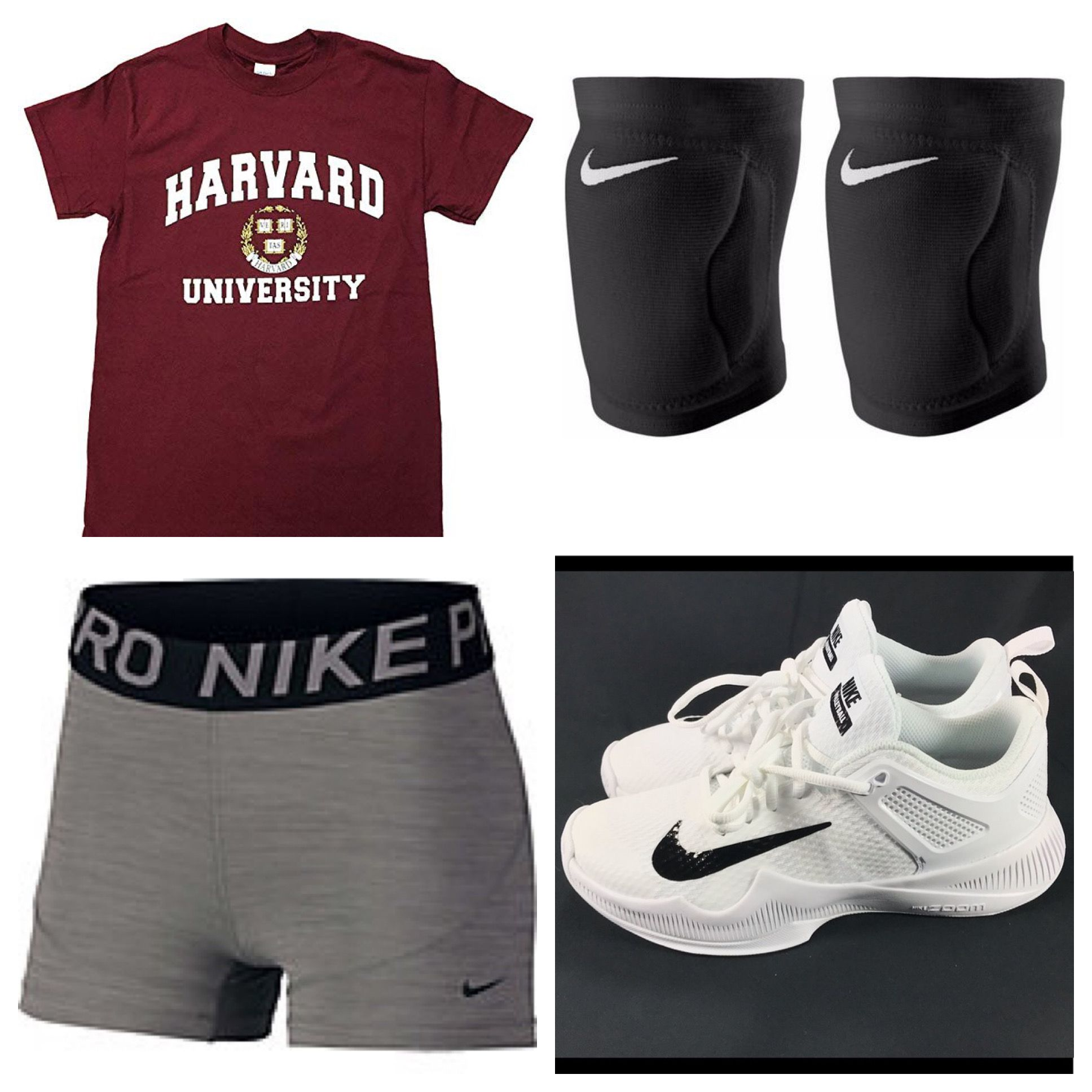 Volleyball Practice Outfit Idea Volleyball Outfits Practice Outfits Volleyball Practice