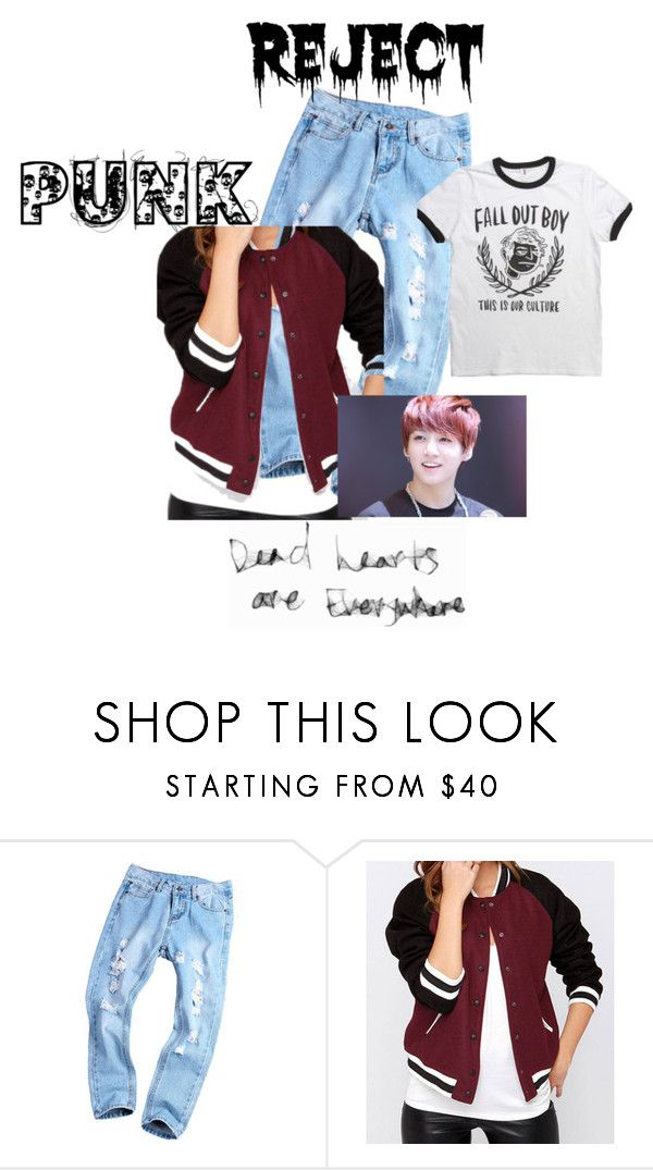 """""""jeon jungkook"""" by chibitanthepandalover ❤ liked on Polyvore"""