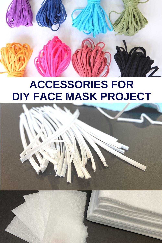 Pin on DIY fabric face mask materials
