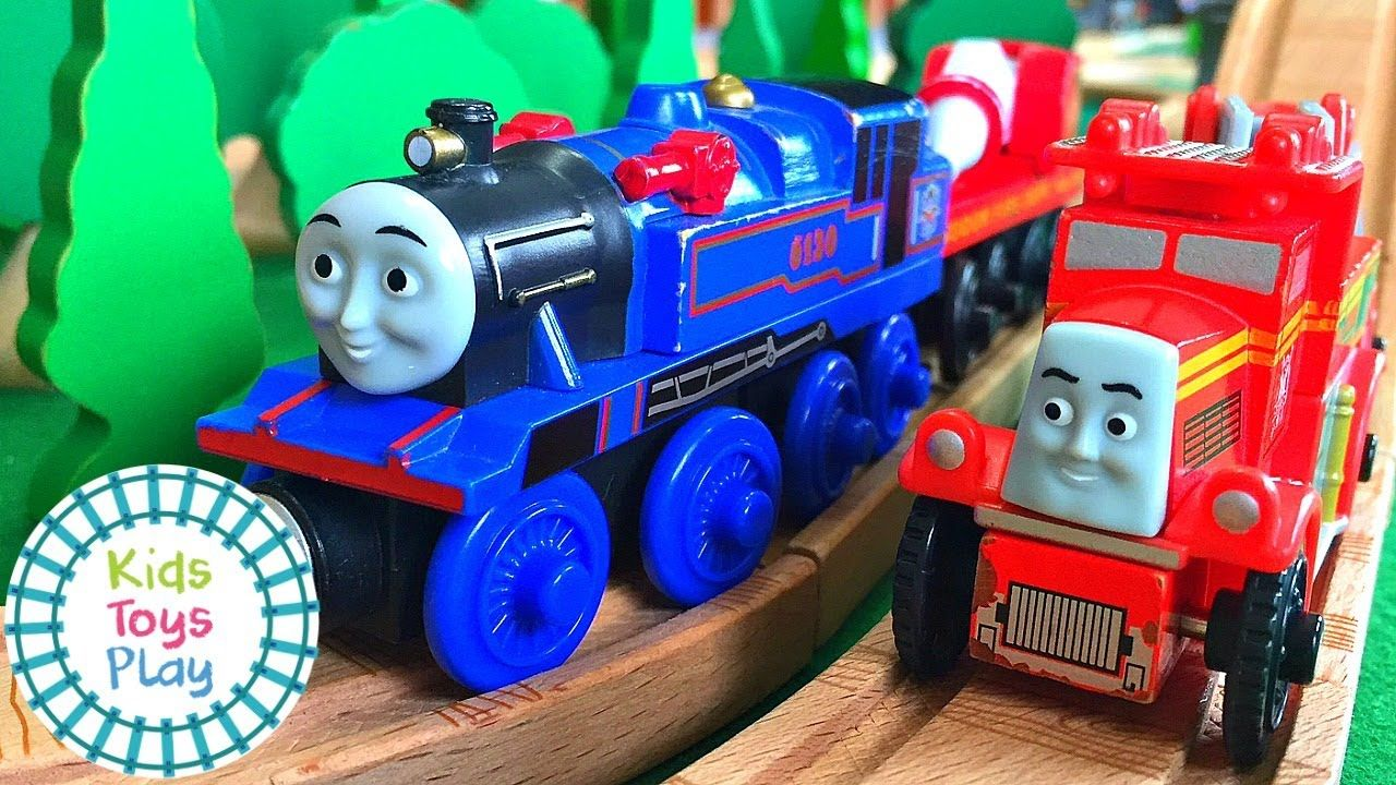 Onwijs Thomas and Friends Too Many Fire Engines   Thomas the Train Full GP-19