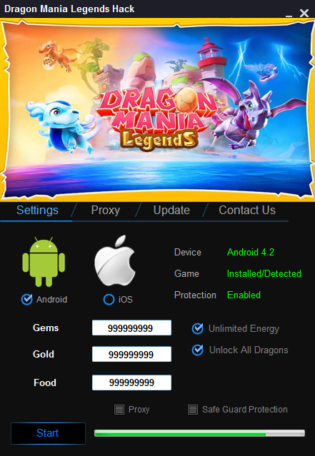 Dragon Mania Legends Hack (Android/iOS) | kristine cristal ventura