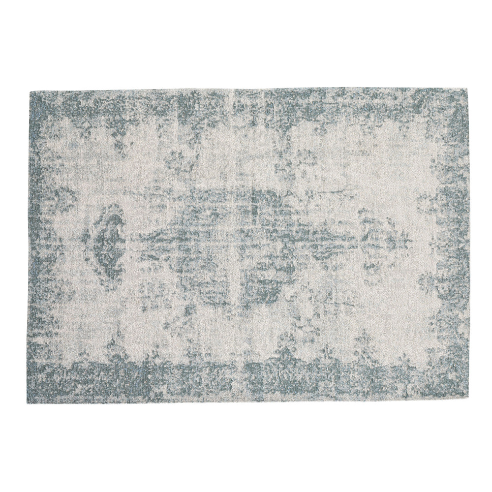 Tapis Bleu 155 X 230 Cm Products Rugs Blue Carpet Carpet Runner
