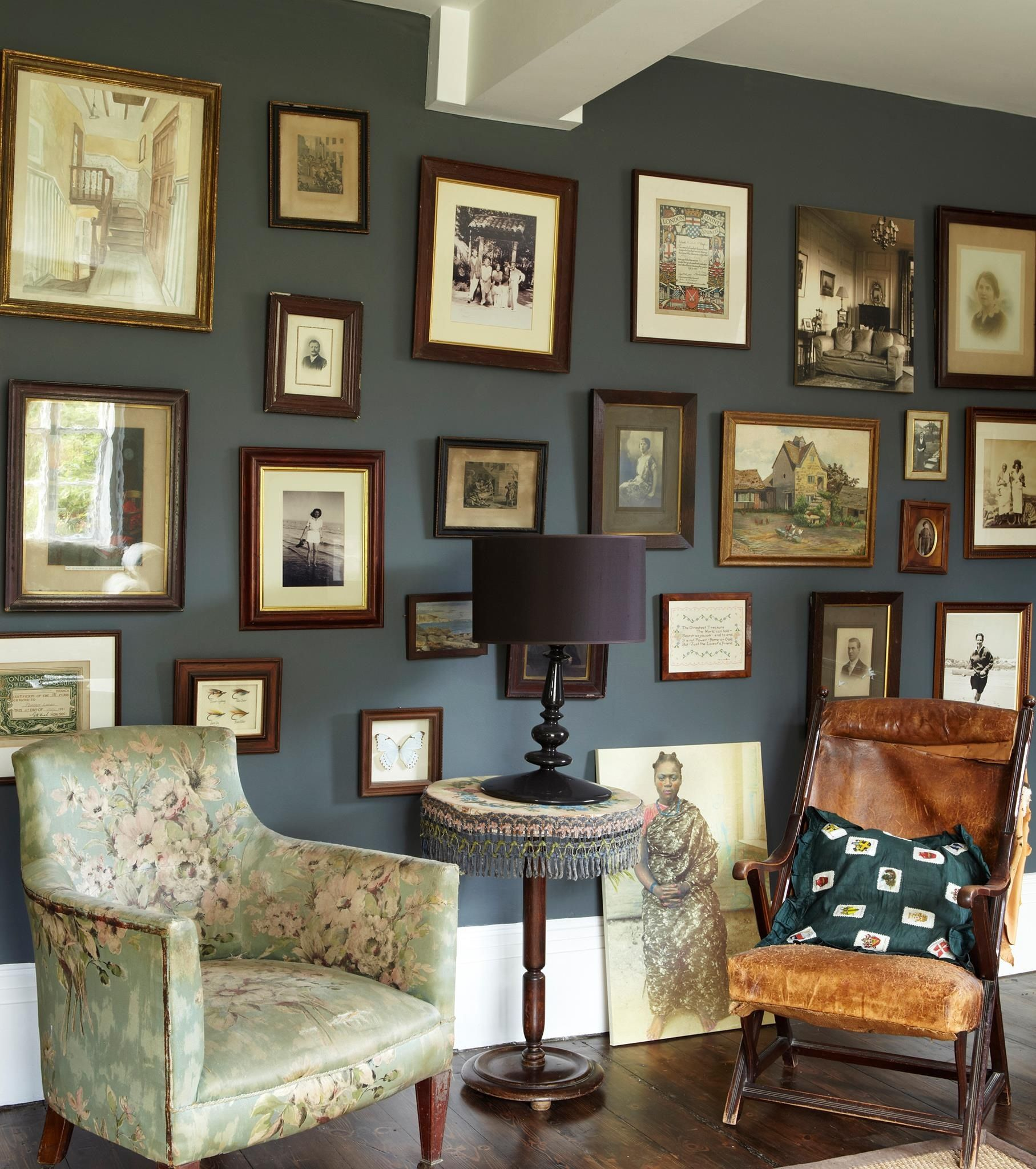 Railings paint in 2019 room farrow ball living room for Farrow and ball railings living room
