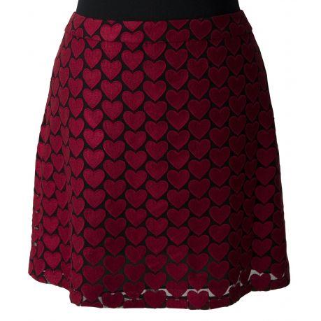 Alice + Olivia Heart Skirt - LabelCrush   http://www.labelcrush.com/article/alice-olivia-heart-skirt