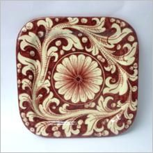 Piatto in Ceramica di Caltagirone - Ceramiche Artistiche Agatino Caruso - Ceramica di Caltagirone