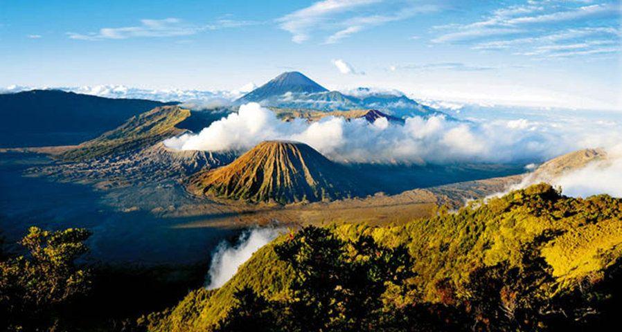 Wisata Gunung Bromo Tempat Indah Di Jawa Timur Gunung