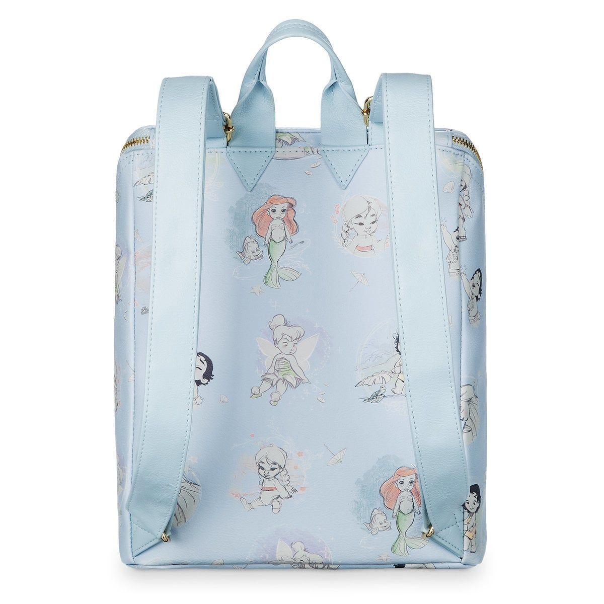 Dream Wish It Do It Quote Blue Watercolour AOP Tote Bag