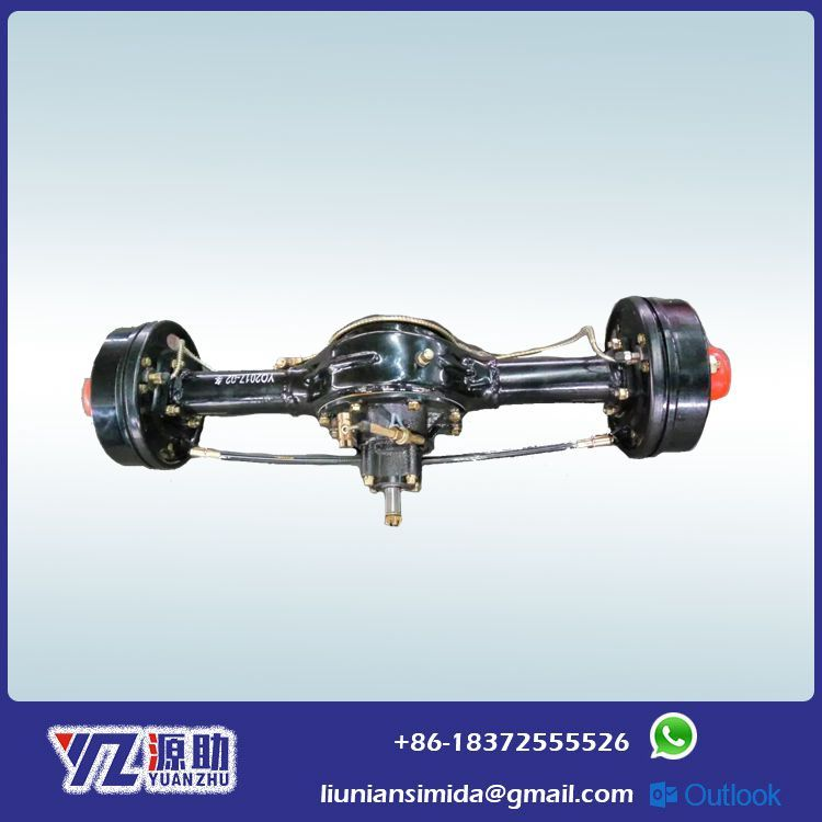 Various Chain Drive Rear Axle Tricycle Rear Axle Trike Rear