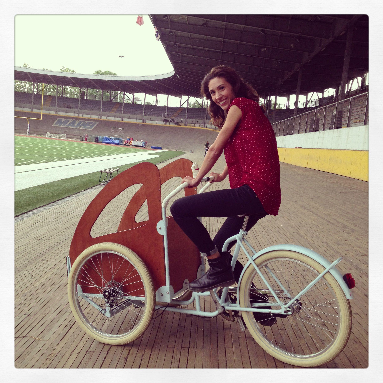 Cargobike Vigorelli Trike Fridabike Frida Fridabike