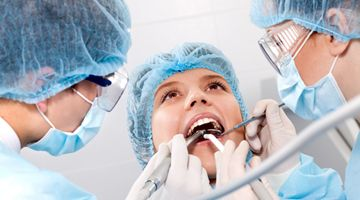 Oral Surgeries are Wisdom Tooth Removal, Tooth Extractions and Impacted Canines