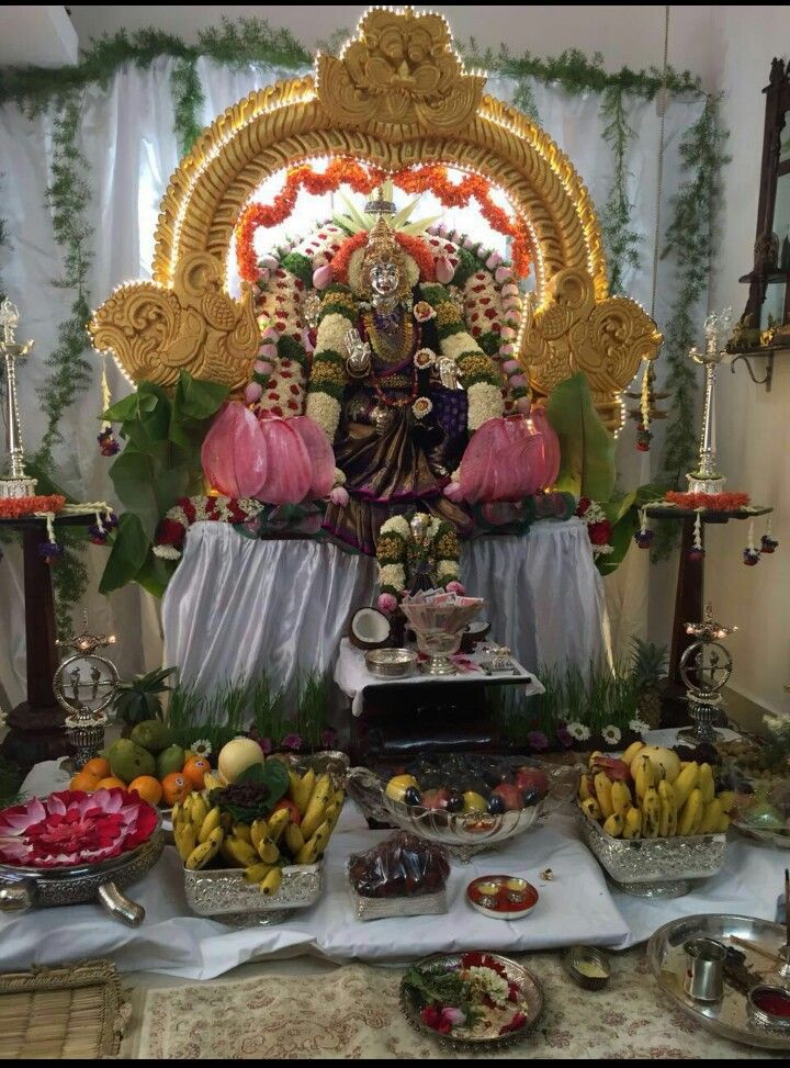 Lakshmi Lakshmi House decorations Pinterest