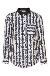 Floral Print Shirt from Topshop R720,00