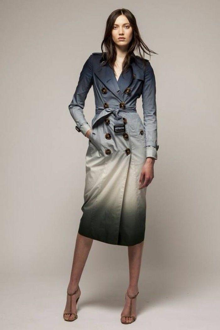3d0809def7b ▷ 1001+ Idées pour un trench femme + les manières de le porter ...