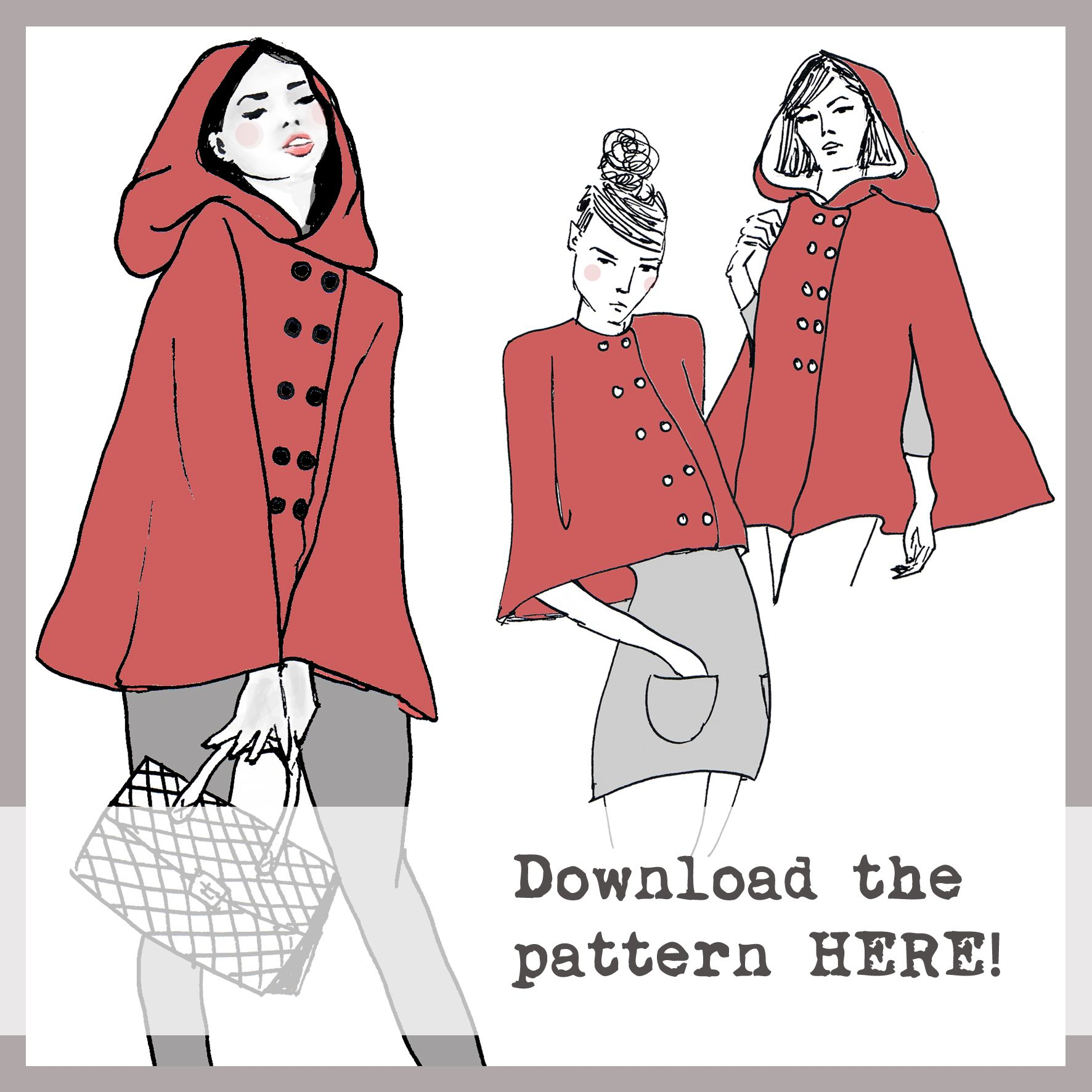 Fairy Tale Cape Pattern | This Blog Is Not For You | free download ...
