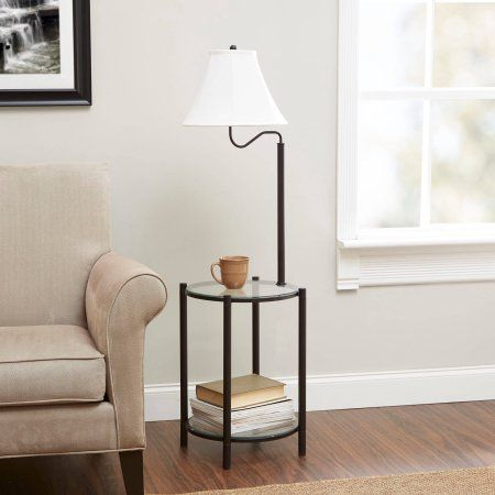 Home Floor Lamp Table Gl End Tables