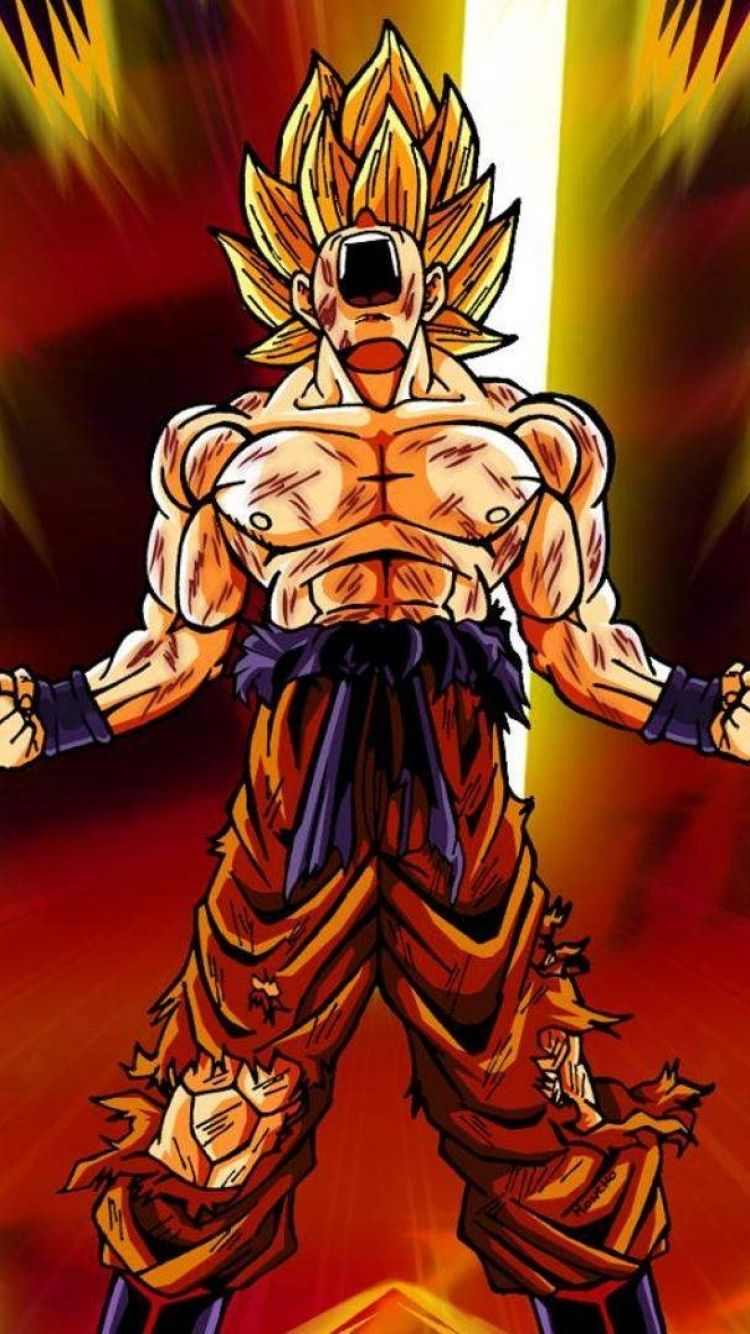 Dragon Ball Z - Apple/iPhone 6 - 750x1334 - 112 Wallpapers