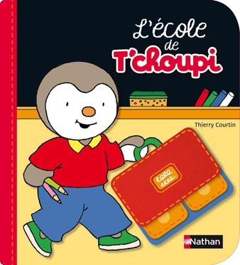 L Ecole De T Choupi Par Thierry Courtin Language Tools Kids Books