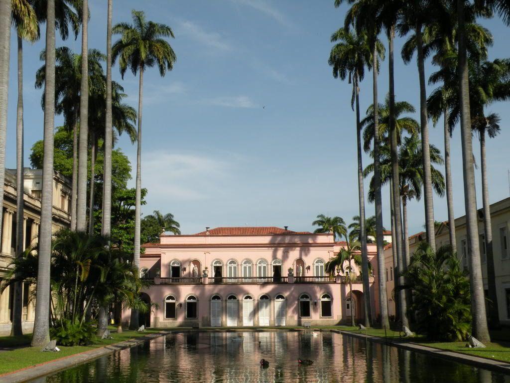 Palácio Itamaraty - Rio de Janeiro