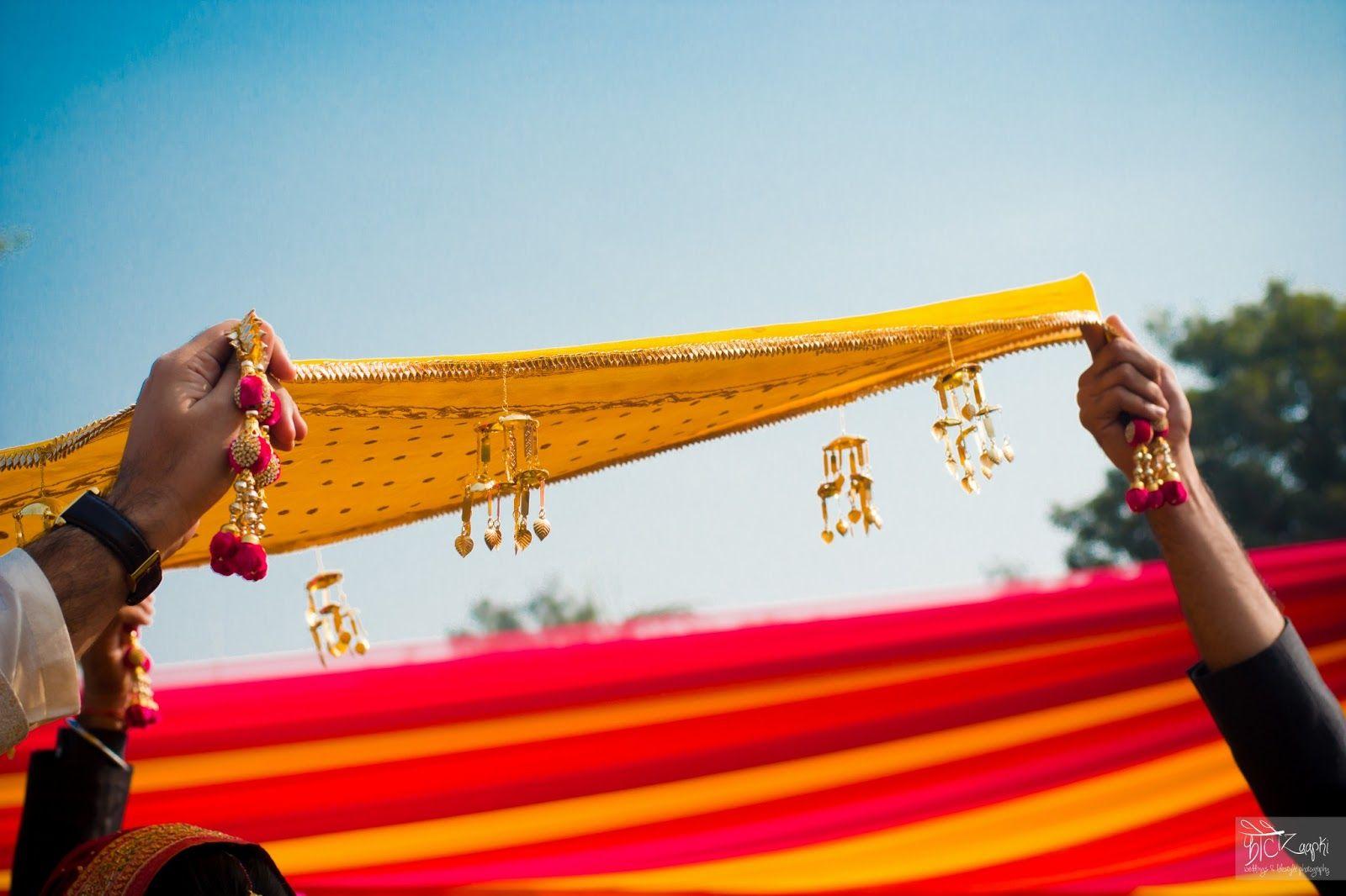 Chunni Ceremony Wedding RitualsSikh