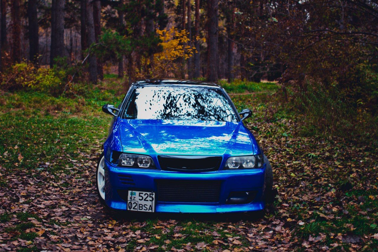 Pretty Colour #JDM #JZX100 #Toyota #Chaser