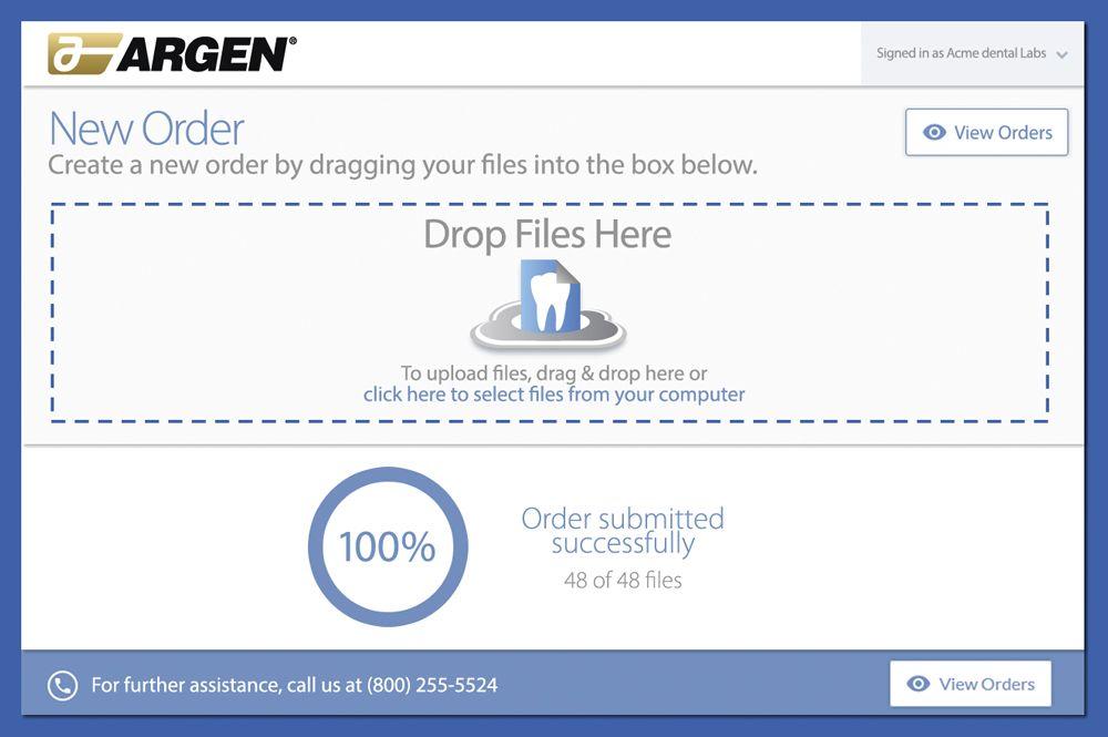 Argen Digital Launches Argenlink Digital Dental Technician