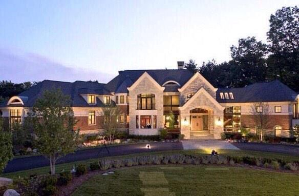 Cute traditional home